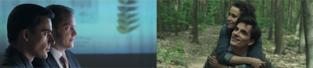 Oregon Pine, ein Film von Nicolai Max Hahn. Filmmusik von Rolf-Peter Schmidt aka Thee Balancer