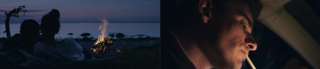 """Der experimentelle Musiker Thee Balancer hat die Filmmusik zu """"Oregon Pine"""" einem Film von Nicolai Max Hahn komponiert"""