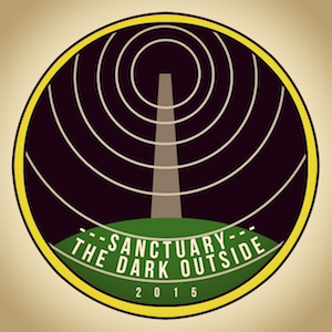 Thee Balancer - The Dark Outside - Logo