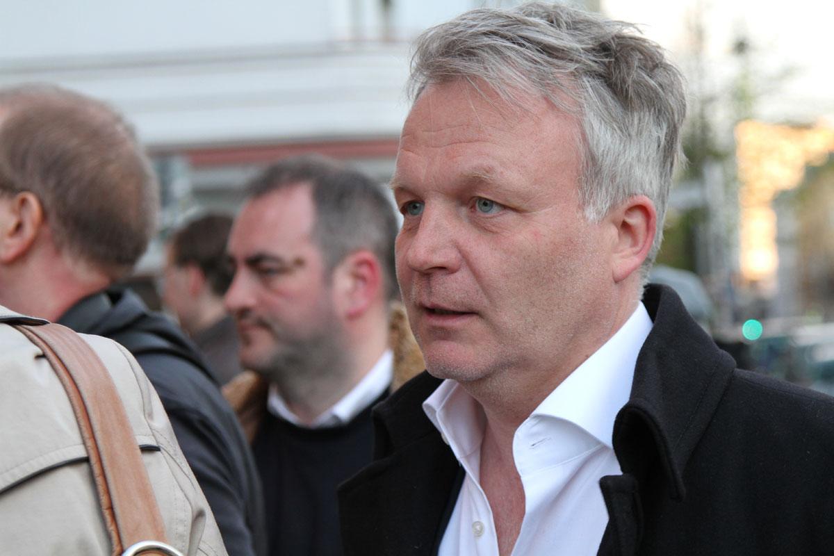 Regisseur, Autor und Produzent Nicolai Max Hahn