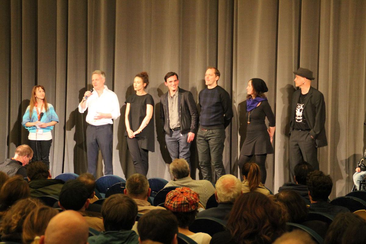 Nach dem Film auf der Bühne