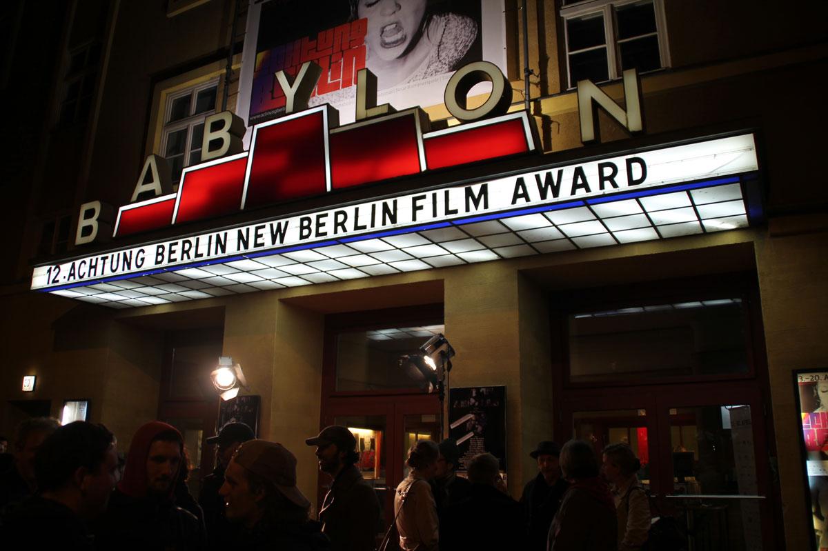 Der Film kam gut an, wir waren alle glücklich und zufrieden