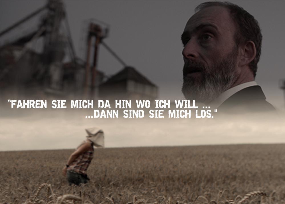 """""""Der Prinz"""", Regie, Buch und Kamera Matthias J. Michel - Sound Design von Rolf-Peter Schmidt"""