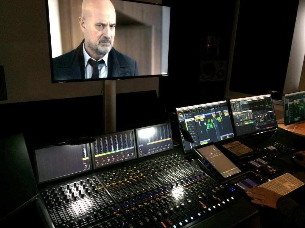 ZDF Kriminalist Sound Design Cine Impuls